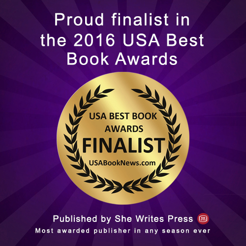 Diana Y Paul, finalist for 2016 USA Best Books Award